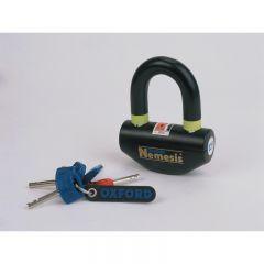 Oxford Nemesis Disc lock and Padlock