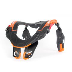 Leatt Neck Brace SNX Trophy Blk/Org
