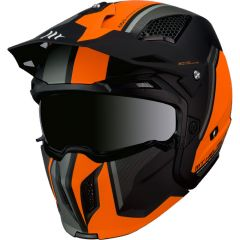 MT Streetfighter SV Twin C4 Matt Fluor Orange
