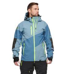 Sweep Freeride Evo Snowmobile Jacket, Steel Blue