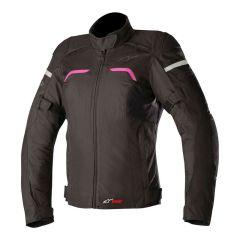 Alpinestars Jacket Stella Hyper Drystar Black/Pink