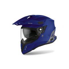 Airoh Helmet Commander Color blue Matt