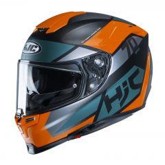 HJC Helmet RPHA 70 Debby Orange MC7SF