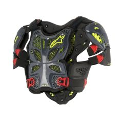 AS Chestprotector  A-10 Full Chest Black