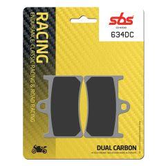 Sbs Brakepads Dual Carbon 1629634