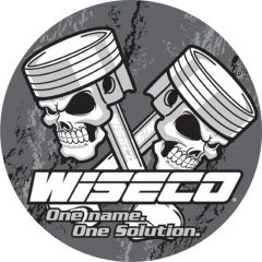 Wiseco Piston Kit Kawasaki 2009 KX450F Stock 12.5:1 CR W4980M09600