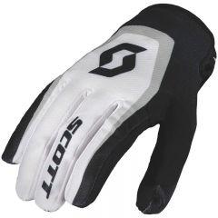 Scott  Glove 350 Dirt white/black