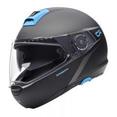 Schuberth helmet C4 Spark grey