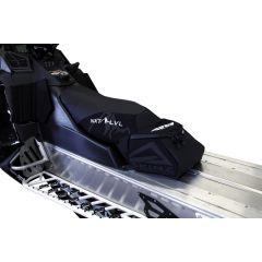 Skinz Airframe Seat Kit Low Freeride Black 2011-15 Polaris Pro RMK Pak Integrate