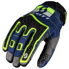 SCOTT Glove Enduro blue/yellow