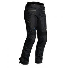 Halvarssons Textile pants W-Pants Lady Black Short Leg