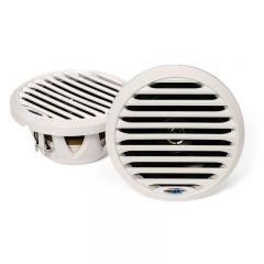 """Aquatic AV Speakers 6.5"""" 100w white"""