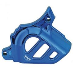 TNT Frontsprocket cover, Blue, AM6