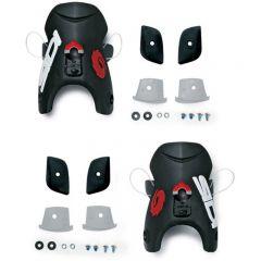 Sidi Vertigo adjustable calf system red