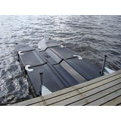 Lip-Lap Jet Ski dock inc. attachment set