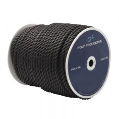 POLYSOFT black 12mm 165m spool