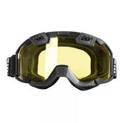 CKX Goggle 210° black/yellow lens