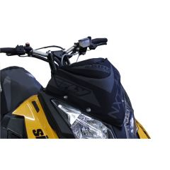 Skinz Next Level Windshield Pak Black 2013- Ski Doo XM/XS