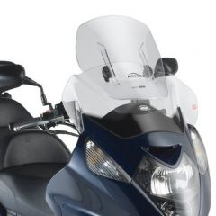 Givi Specific sliding wind-screen, Honda Silver Wing AF214