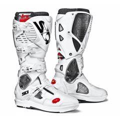 Sidi Crossfire 3 SRS MX boot white