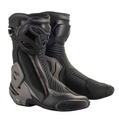Alpinestars Boot SMX Plus v2 Black/Gray/Yellow