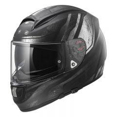LS2 Helmet FF397 VECTOR RAZOR Matt Black