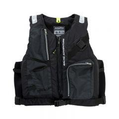 Baltic Adventure buoyancy aid vest black
