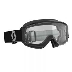 Scott Goggle MX Split OTG black/grey clear works