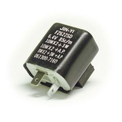 Flasher relay, Mechanical, 2-pin, 6V