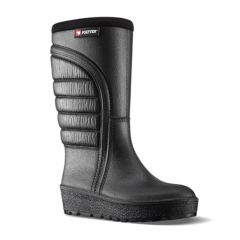 POLYVER Boots Winter Black