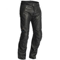 Halvarssons Leather pants C Pants  Black