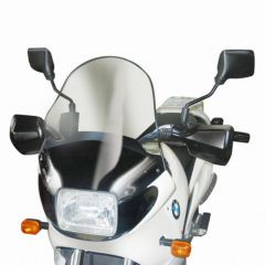 Givi Specific screen, smoked 43 x 41,5 cm (HxW) D232S