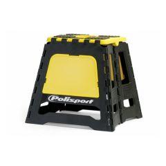 Polisport Motostand bike stand black/yellow