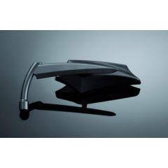 Highway Hawk mirror RAZOR (2 PC) black 91-106B