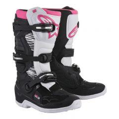 Alpinestars Boot Stella Tech 3 Black/White/Pink