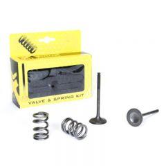 ProX Steel Exhaust Valve/Spring Kit RM-Z450 '05-06 28.SES3405-1