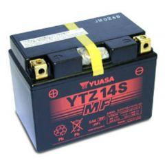 Yuasa battery, YTZ14S (wc)