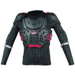 Leatt Body Protector 4.5 Junior Blk