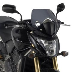 Givi Specific screen, smoked 33,5 x 40,5 cm (HxW)