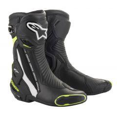 Alpinestars Boots SMX Plus v2 Black/Yellow fluo