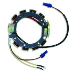 Cdi Elec. Johnson Evinrude Stator - 4 Cyl. (9 Amp)