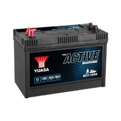 Yuasa M31-100S Active Marine Start Battery 12V 100Ah 800A Note: Pallet cargo