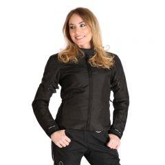 Sweep Textilejacket Adina WP Lady, black