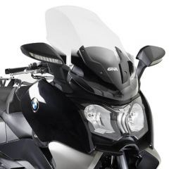 Givi Specific screen, transparent 81 x 58 cm (H x W)