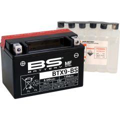 BS Battery  BTX9-BS MF (cp) Maintenance Free