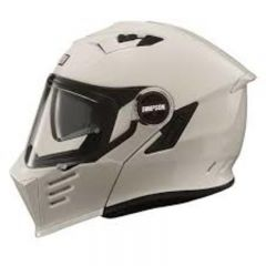 SIMPSON Helmet Darksome White