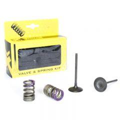 ProX Steel Int Valve/Spring Kit KX250F '07-08 28.SIS4336-2
