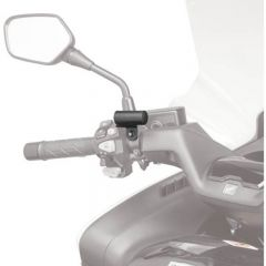 Givi Universal mounting kit for S951-S955 to fit motorcycles with handlebar rise