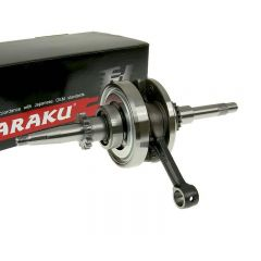 naraku HD Crankshaft, 139QMA/QMB, 16th NK100.81