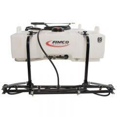 Fimco 65 Gal. UTV Sprayer 4.5 GPM 7 Nozzle
